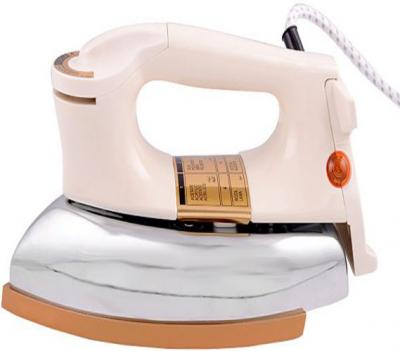 Nikai Dry Iron With 2 Pin Plug (English /Uzbek Box),200W,NDI724N