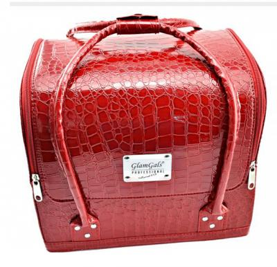 GlamGals Makeup Bag Red - MB03
