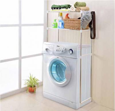 Bathroom Storage Stainless Steel Laundry Shelf