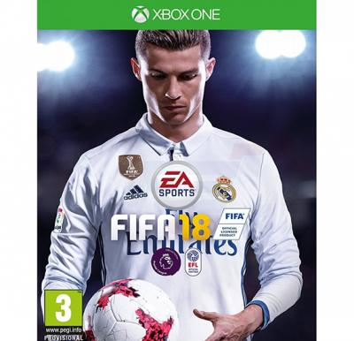 Electronic Arts FIFA 18 For Xbox One