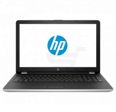HP 15-BS101 Notebook, 15.6 Inch Display, Core i5-8250, 4GB RAM, 1TB Hard Drive, 2GB Graphics Card, Windows 10 - Black