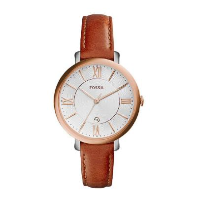 Fossil Jacqueline Analog Silver Dial  Ladies Watch, ES3842