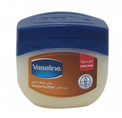 Vaseline Petroleum Jelly Cocoa Butter, 250ml,HC1523