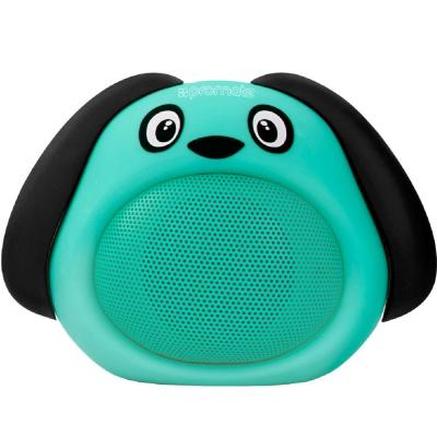 Promate Portable Wireless Kids Bluetooth Speaker, SNOOPY, Blue