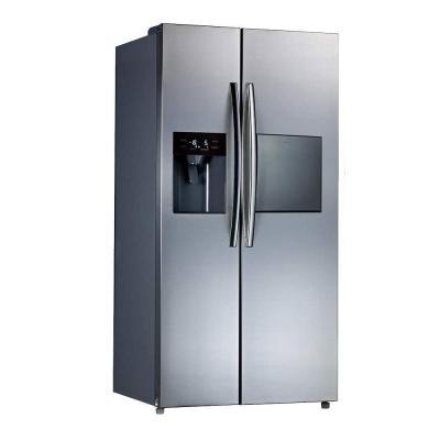 Super General 650 Liter Side By Side Refrigerator, SGR896SBS