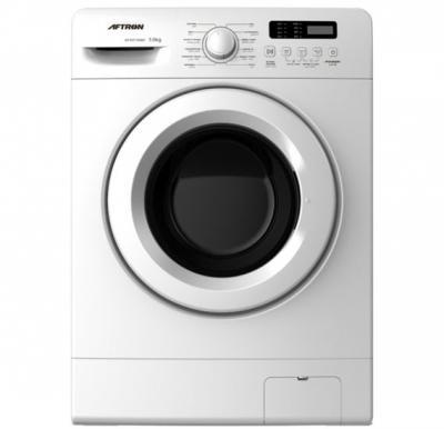 Aftron Front Loading Washing Machine 108W, Afwf7090F , White