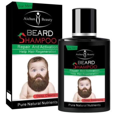Aichun Beauty Beard Shampoo, 100ml