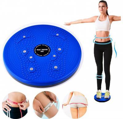 Waist Twisting rotating disc for body fitness, Alqsprt002