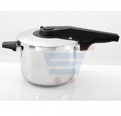 Royalford 6L Stainless Steel Induction Pressure Cooker - RF8604
