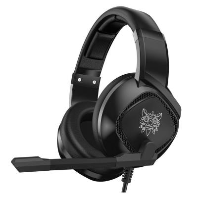 Onikuma K19 Mic Gaming Headset Bass Stereo Headphones for PC PS4 One Switch