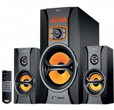 Olsenmark 2.1Ch Home Theatre With Usb,Sd,Fm,Mp3 - OMMS1143