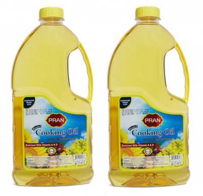 Pran Cooking Oil 1.8 Liter x 2 PCS