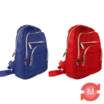 2 In 1 Fashionable Backpack For Women