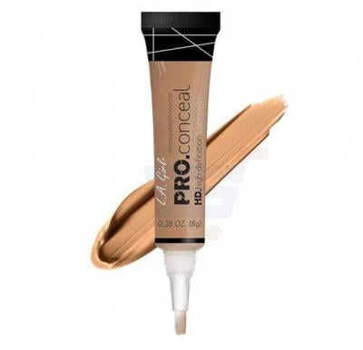 LA Girl Pro High Definition Concealer For Medium To Tanned Skin With Yellow Undertones - GC980