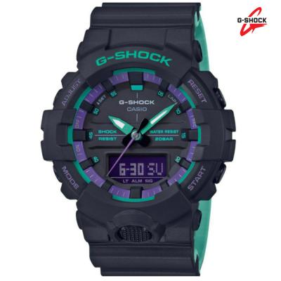 G-Shock GA-800BL-1ADR Analog Digital Watch For Men Black