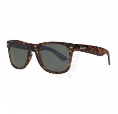 Zippo Classic Sunglasses Green Flash Polarized - OB21-04
