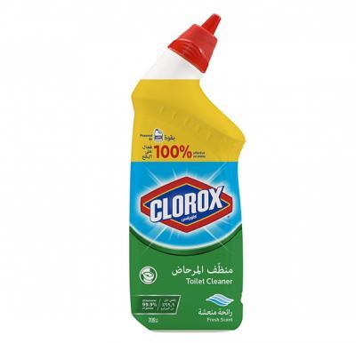 Clorox Toilet Cleaner Fresh Scent - 709 ml
