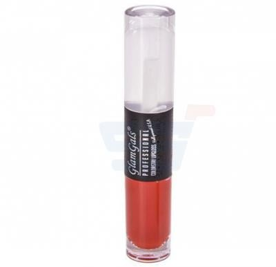 GlamGals Dual Lipgloss Brown - DLG15