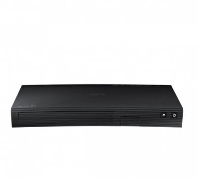 Samsung BD-J5500 3D Blu-ray and DVD Player with Built-In Apps