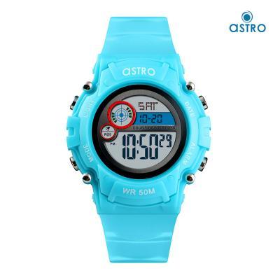 Astro Kids Digital Grey Dial Watch A9921-PPLB, Size 35