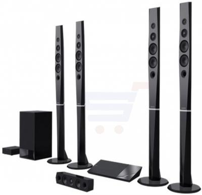 Sony Blu-ray 3D Home Theater Systems Black BDVN9200W
