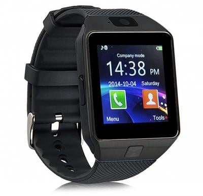 Bluetooth Smartwatch with Simslot and Camera, AMT001