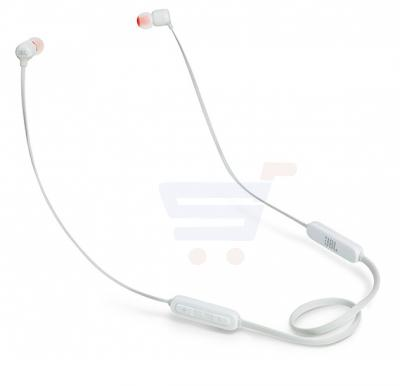 JBL In-Ear Headphone T110BT-White
