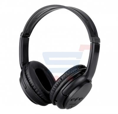 Fashionable XKT 5800 BAT Music MP3 Player Headset, With FM Radio & TF Slot For PC, Smartphones & Tablets