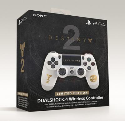 Sony Dualshock 4 V2 Destiny 2 Edition Controller For PS4