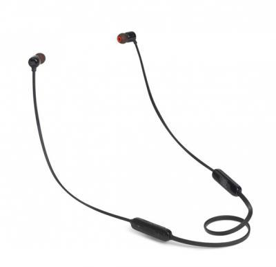 JBL T110BT Wireless In-Ear Headphones, Black