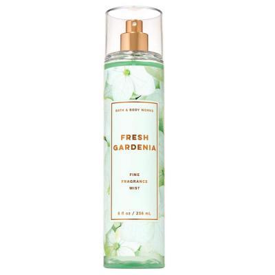 Bath and Body Works Fresh Gardenia Fine Fragrance Mist