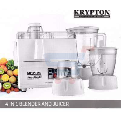 Krypton 4 In 1 Blender And Juicer KNB6021