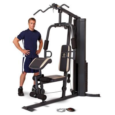 Marcy MWM980 150 Pound Stack Gym and Shroud