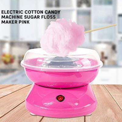 Electric Cotton Candy Machine Sugar Floss Maker Pink, ZM763702