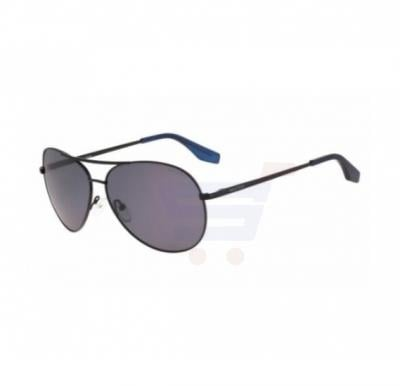 Nautica Aviator Black Frame & Grey Mirrored Sunglasses For Unisex - N4605SP-001