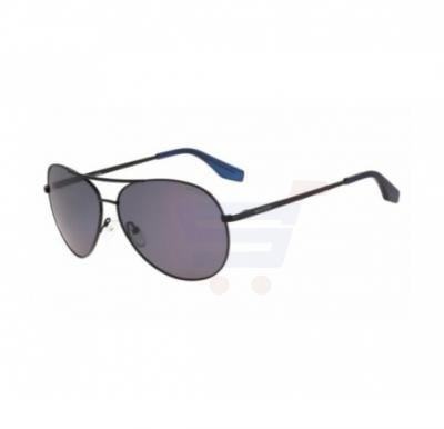 Nautica Aviator Black Frame & Grey Mirrored Sunglasses For Unisex - N4605SP-001
