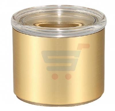 Royalford Solid Gold Window Canister 270ML - RF8212