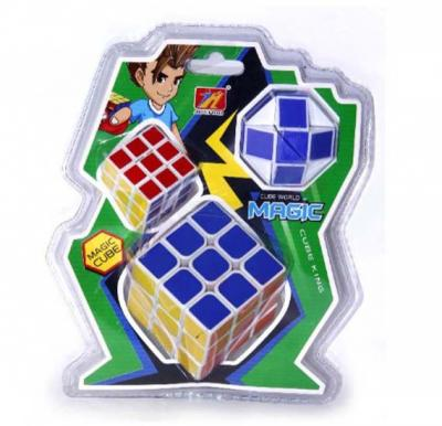 Magic Cube 3PCS Set - 413