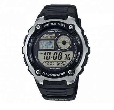 Casio Youth Digital Watch for Men  AE-2100W-1DF
