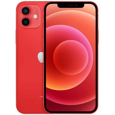 Apple iPhone 12 Mini With FaceTime Red, 64GB Storage, 5G