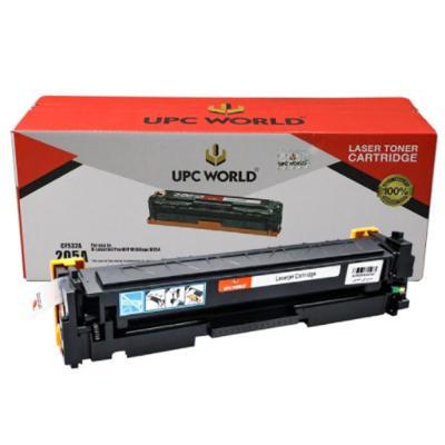 UPC World Laser Toner Cartridge 205A CF532A M154/180/181