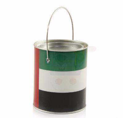UAE Flag Tin 406-3