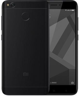 Xiaomi Redmi 4X Smartphone, Android 6.0, 5.0 Inch Display, 3GB RAM, 32GB Storage, Dual Camera, Dual Sim- Black (Global version )