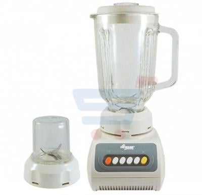 He-House Blender 2-In-1 with White Jar - W21204 Hours Deal