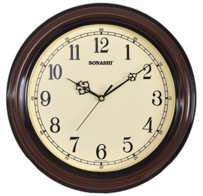 SONASHI SWC-805 WALL CLOCK 30.5cm