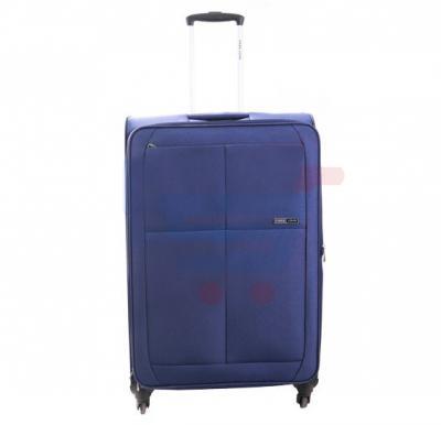Para John 28 Inch Trolley Luggage, Navy Blue- PJTR2010