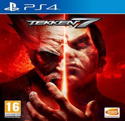 Namco Tekken 7 For PS4