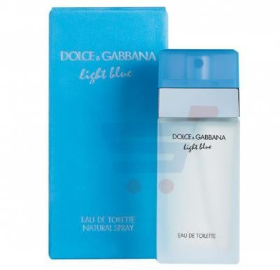 D&G Light Blue EDT 200ml Perfume For Women