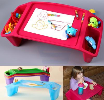 Plastic baby table