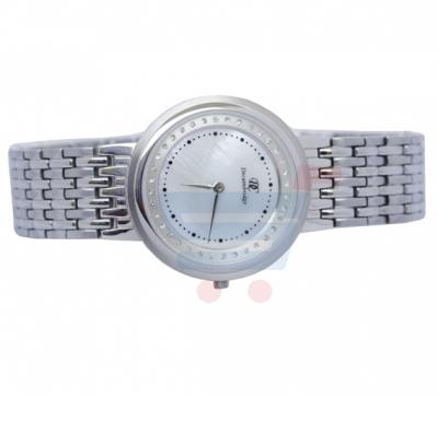 Decambridge Analog Watch For Men Full Silver - SG0653